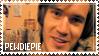 Pewdiepie Stamp by AwesomeBluePanda