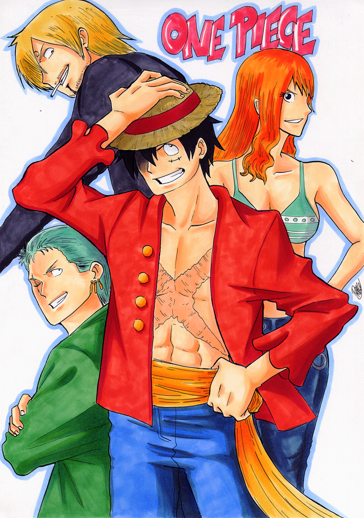 ONE PIECE -2 Years Later-ch598 by Renny08 on DeviantArt