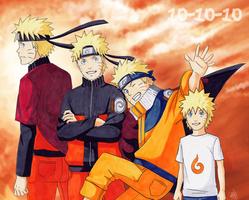 Naruto - Happy Birthday x3