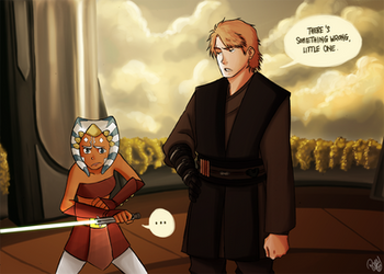 SW - Something wrong by Renny08