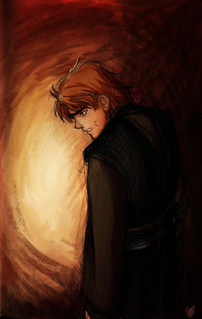 SW - Everything dies, Anakin Skywalker by Renny08