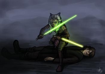 Star Wars - Stay Away... by Renny08