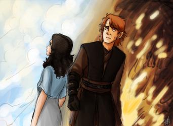 SW - Heaven's Light, Hellfire by Renny08