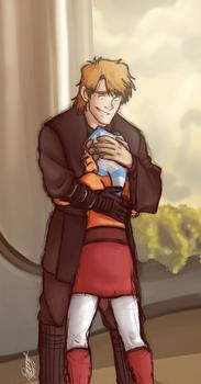 SW - Brotherly Hug