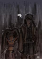 SW - The Rain Falls by Renny08