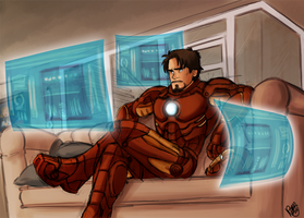 Avengers - About Tony Stark