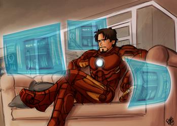 Avengers - About Tony Stark by Renny08