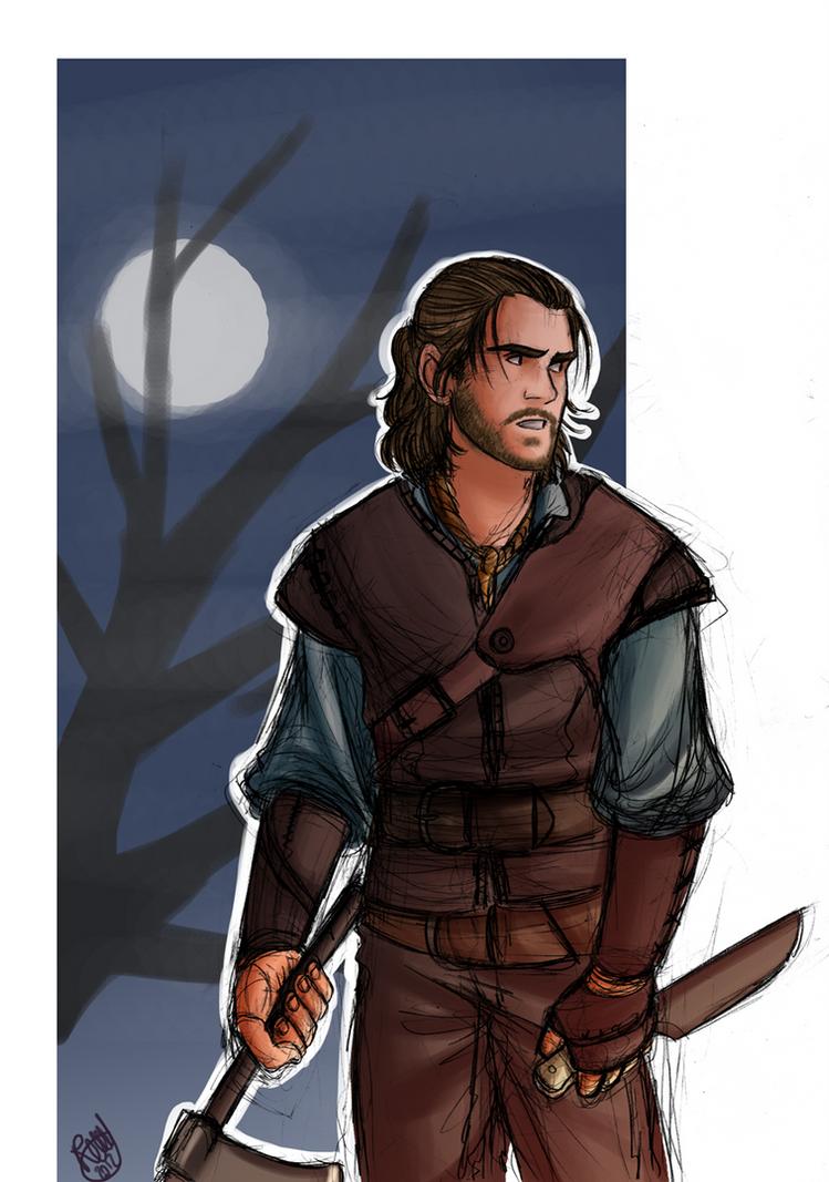 The Huntsman by Renny08