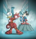 The Duck Avengers