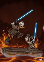 Star Wars Magazine Cover!