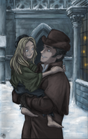 Les Miserables - Suddenly by Renny08