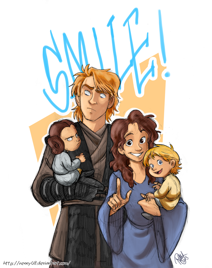 Star Wars - Smile by Renny08