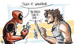 Deadpool and Wolverine - You asked for it