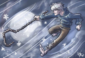 Rise of The Guardians - Jack Be Nimble
