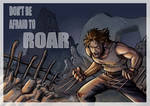 Wolverine - Don't Be Afraid To Roar