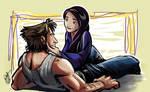 Wolverine and Psylocke
