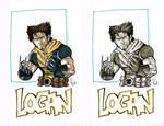 Logan Double Sketch