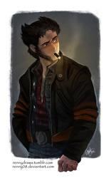 X1 Wolverine by Renny08