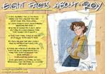 Eight Facts OC Meme- Roy