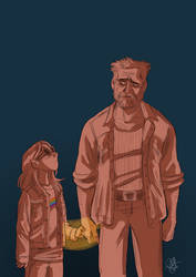 Logan and Laura by Renny08