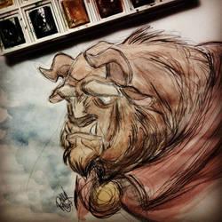 Beast by Renny08