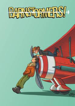 Barnstormers! Graphic Novel