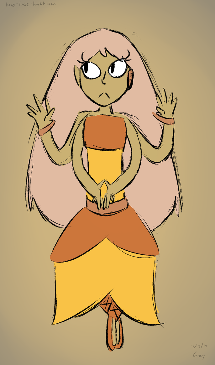 citrine by LucyKitKat