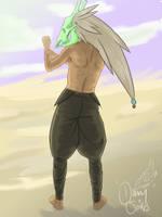 Desert Diana (Original Character) by DannyJarratt