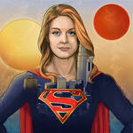 Supergirl - Two Suns.