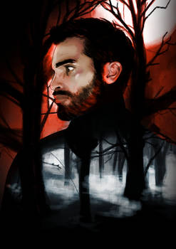 Derek Hale - Moonlight