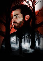 Derek Hale - Moonlight