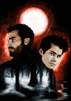 Sterek - Moonlight