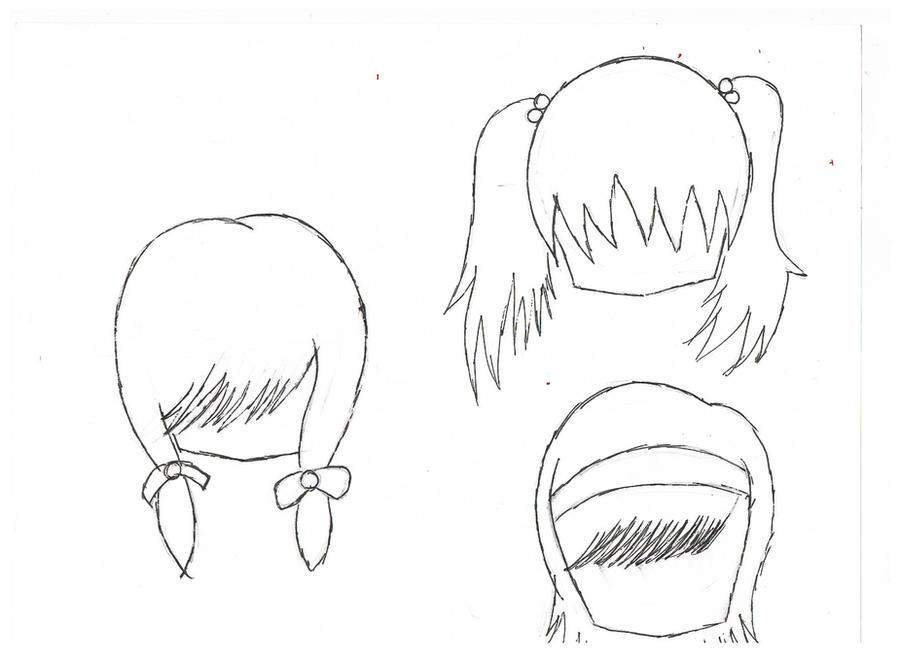 Chibi Hairstyles By Nana457896 On Deviantart