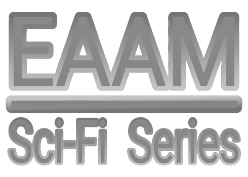 EAAM Sci-Fi Series Logo