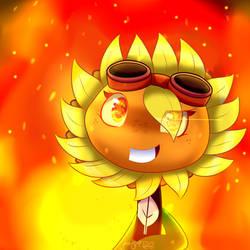 Solar Flare(PvsZHeroes)
