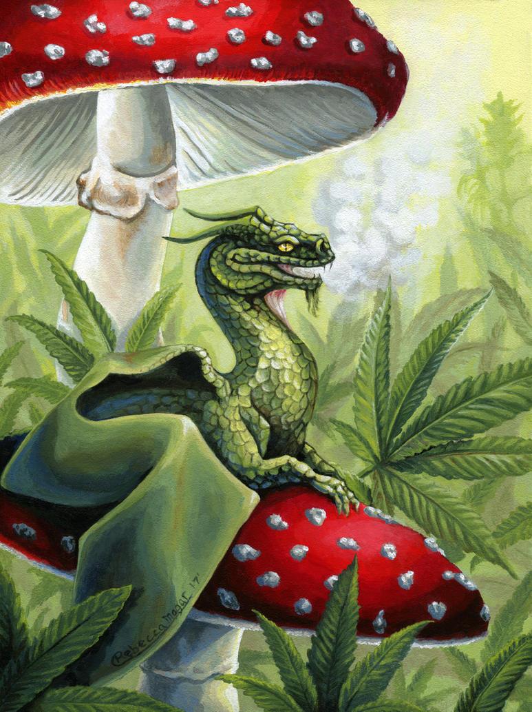 Green Dragon By Wailingwizard On Deviantart