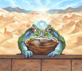 Dust Toad