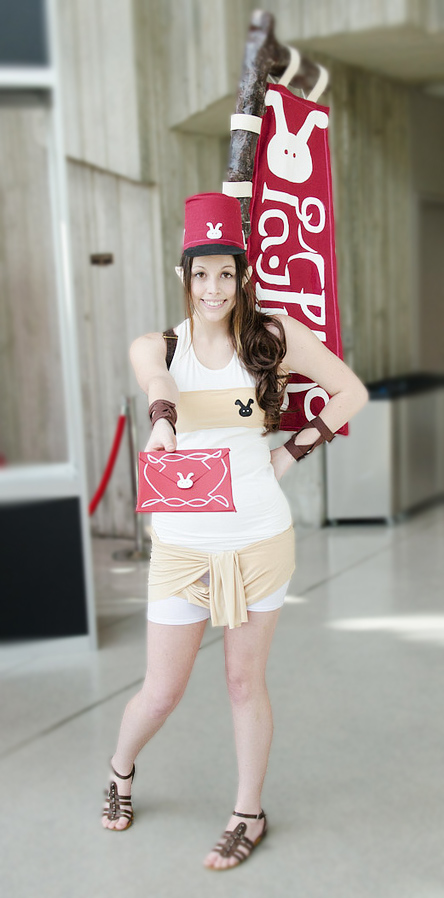 Twilight Princess : Postman by Angiechuu