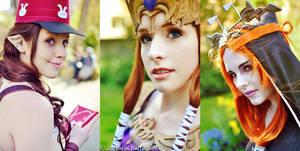 Twilight Princess : Headshots