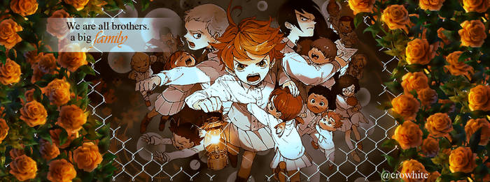 [Imagen: 2__outcome___the_promised_neverland_by_c...Jo4tWTfqQY]