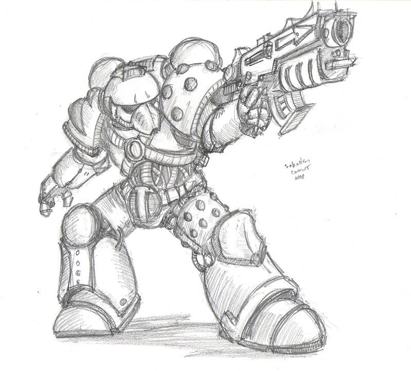 Beakie sketch by Sebbythefreak