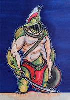 Bugbear Gladiator
