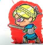 DnD Chibi - Knight