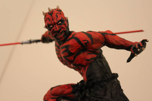 Darth Maul - Painted