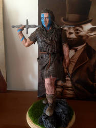William wallace sculpture sculpey