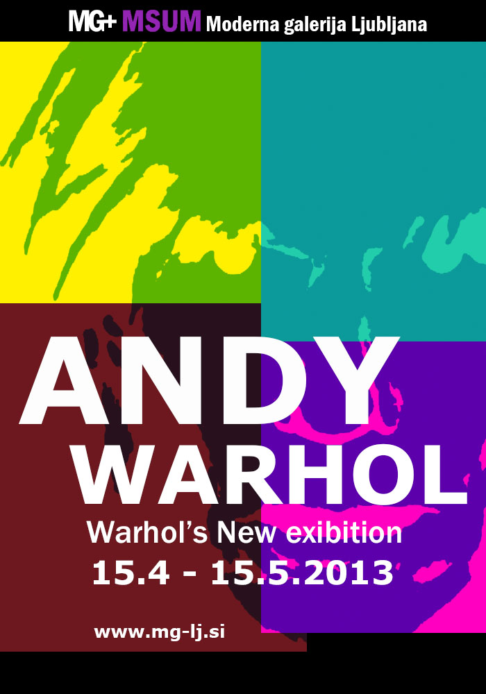 Andy Warhol poster by Pencilblade on DeviantArt