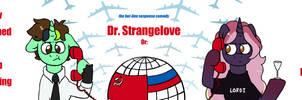 Dr. Strangelove poster parody