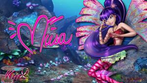 Winx Club Musa 3D Sirenix Wallpaper
