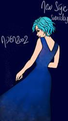 DestinyBlue  by Aden2002