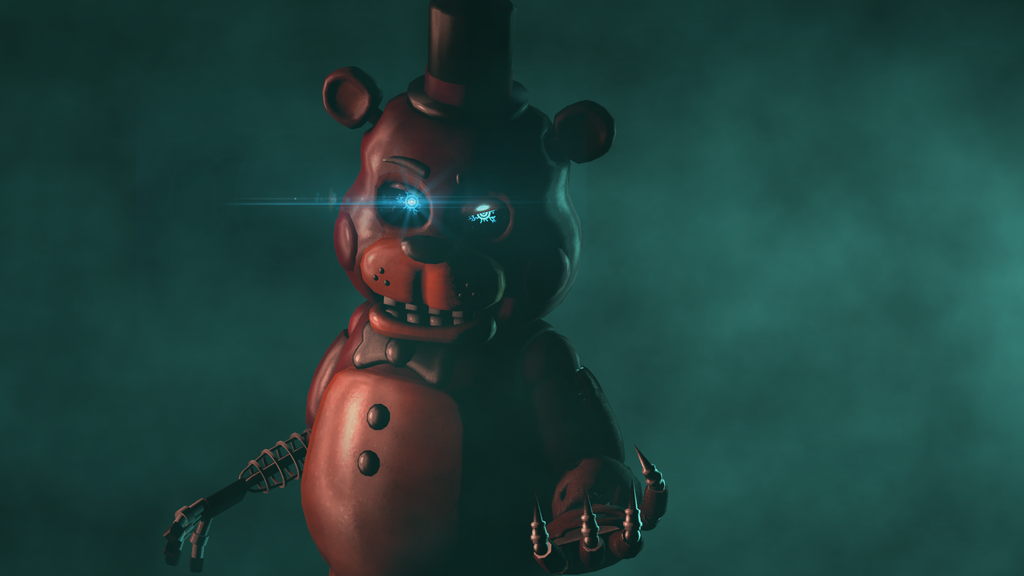 [FNAF SFM] Nightmare Toy Freddy by Shimiiy on DeviantArt